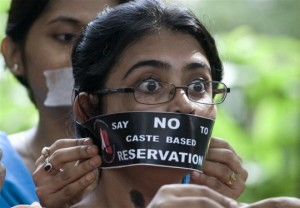 Say no to reservation